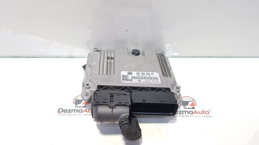 Calculator motor, Vw Golf 5 (1K1) 1.6 fsi, BLF, cod 03C906056DP, 0261S02359 (id:189485)