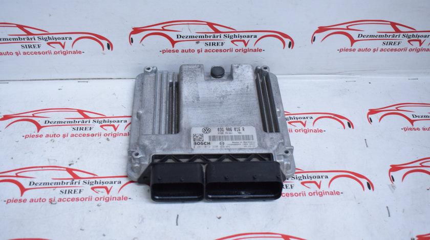 Calculator motor VW Golf 5 Plus 1.9 TDI BKC 03G906016R 457