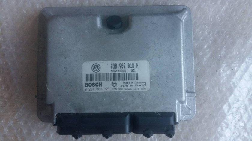 Calculator motor vw passat 1.9 tdi 038906018n
