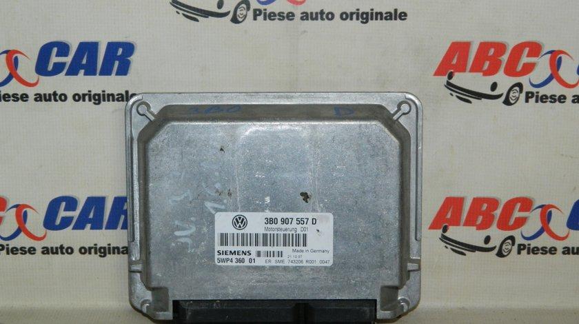 Calculator motor VW Passat B5 1.6 benzina cod: 3B0907557D