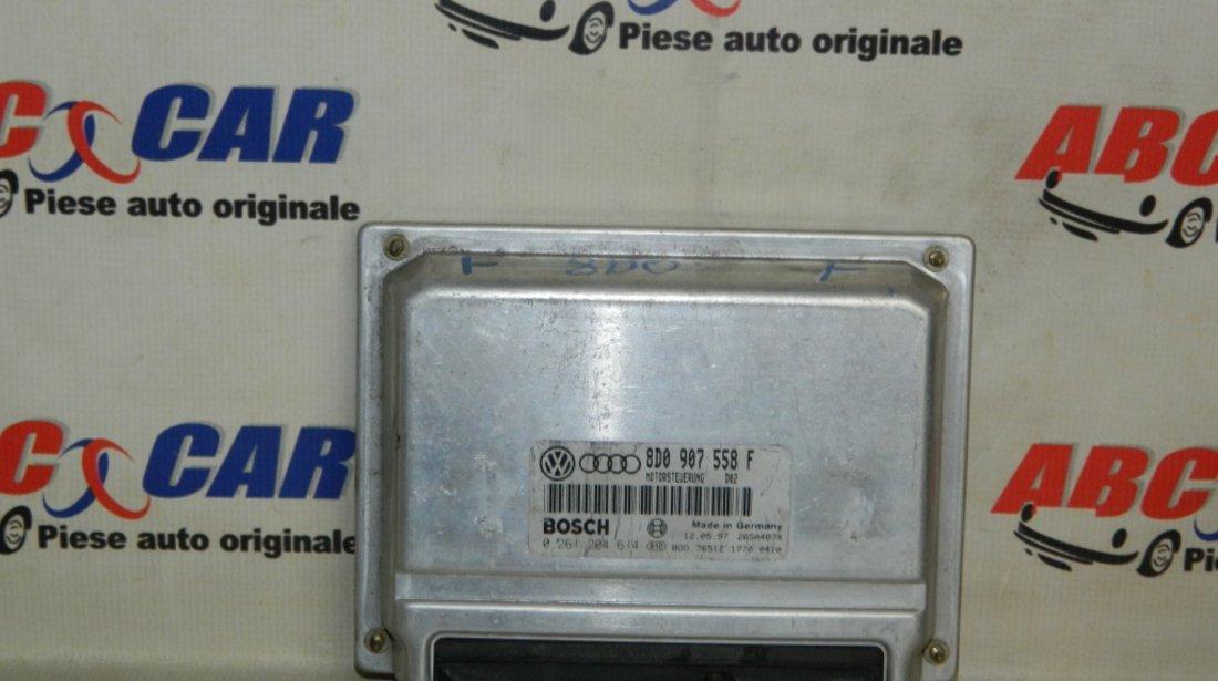 Calculator motor VW Passat B5 1.8 benzina cod: 8D0907558F