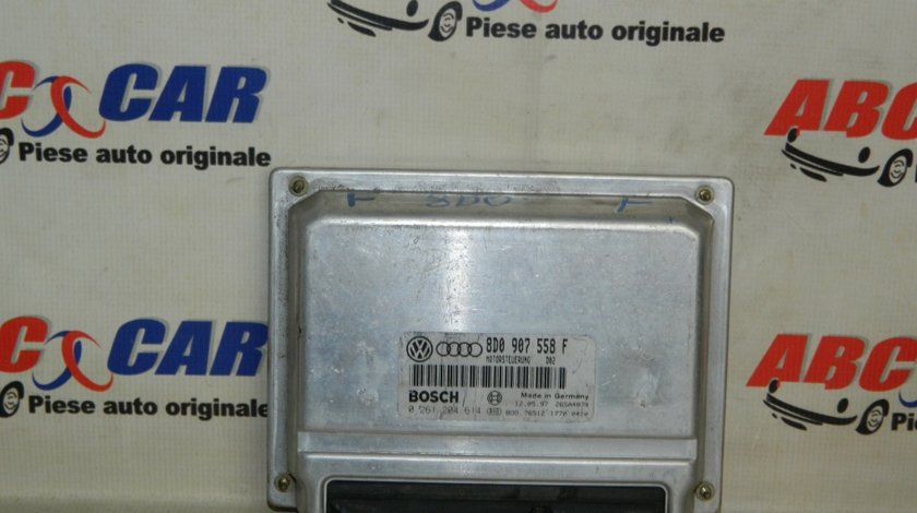 Calculator motor VW Passat B5 1.8 benzina cod: 8D0907558F