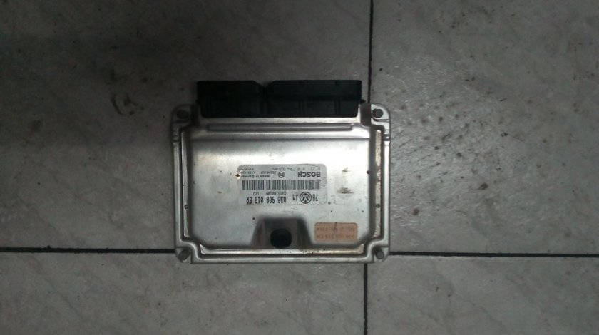 Calculator motor VW Passat B5 1.9 TDI cod 038906019ER