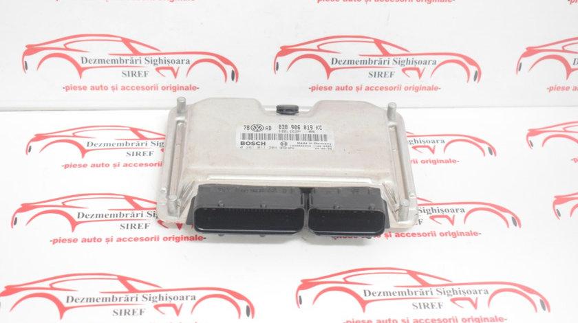 Calculator motor VW Passat B5.5 1.9 TDI AVB 038906019KC 586