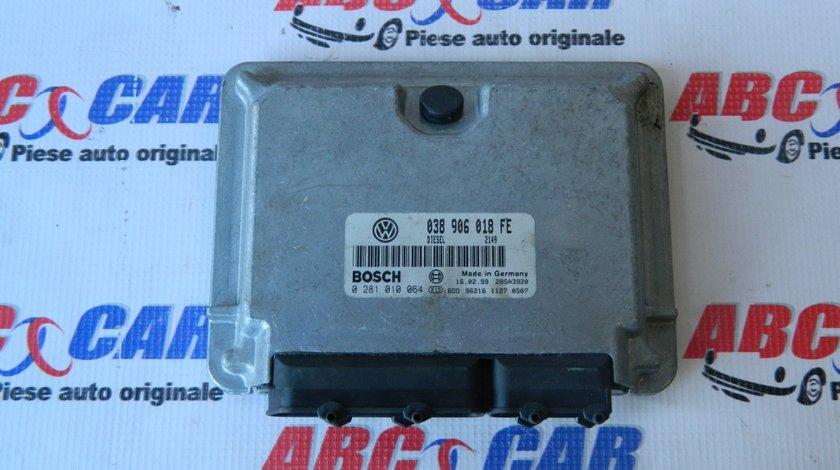 Calculator motor VW Passat B5 model 1999 - 2005 1.9 TDI AFN cod: 038906018FE
