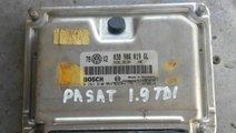 Calculator motor VW Passat B6 1.9 TDI cod 03890601...