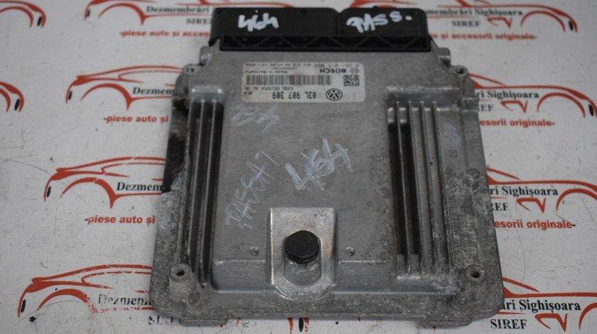 Calculator motor VW Passat B6 2.0 Tdi CBA 140 CP 03L907309 464