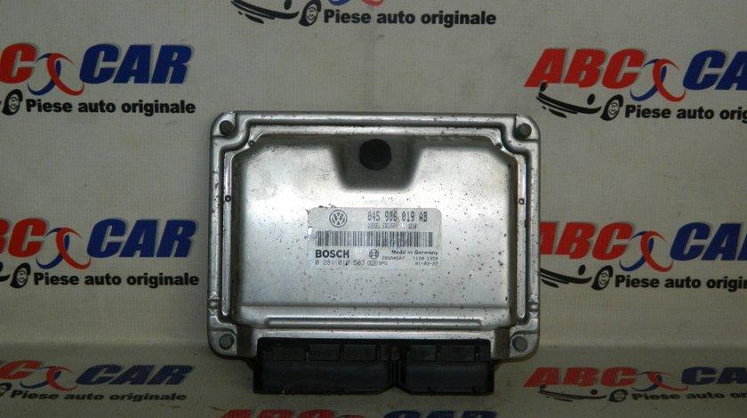 Calculator motor VW Polo 6N 1.4 TDI cod: 045906019AB