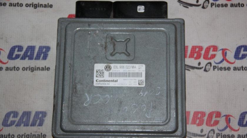 Calculator motor VW Polo 6R 2008-2014 1.6 TDI 03L906023MA