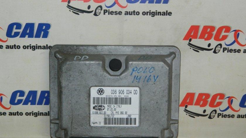 Calculator motor VW Polo 9N 1.4 16V cod: 036906034DD