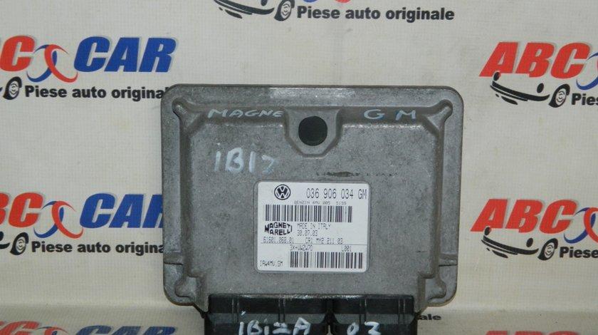 Calculator motor VW Polo 9N 1.4 16V cod: 036906034GM