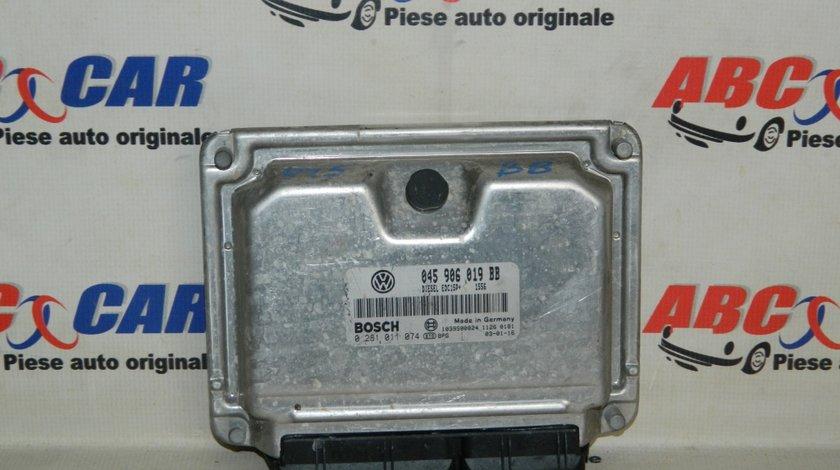 Calculator motor VW Polo 9N 1.4 TDI cod: 045906019BB