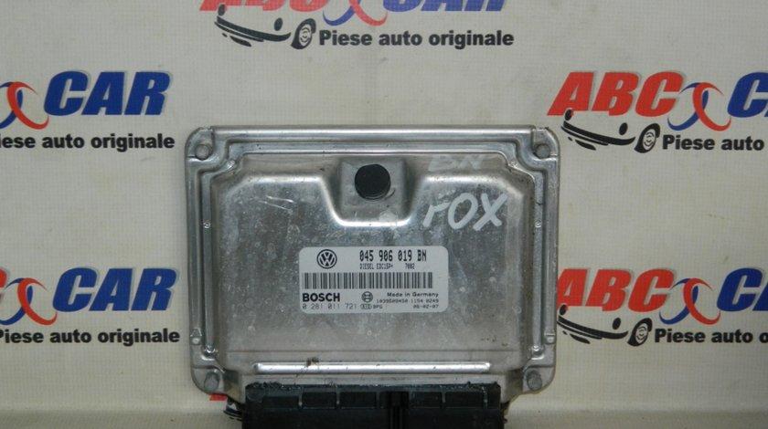 Calculator motor VW Polo 9N 1.4 TDI cod: 045906019BN