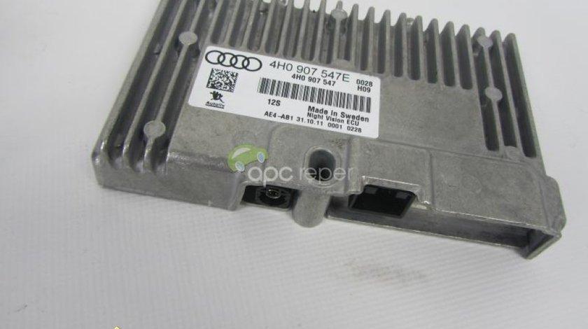Calculator Night Vision Original Audi A8 4H A7 A6 4G cod 4H0907547E