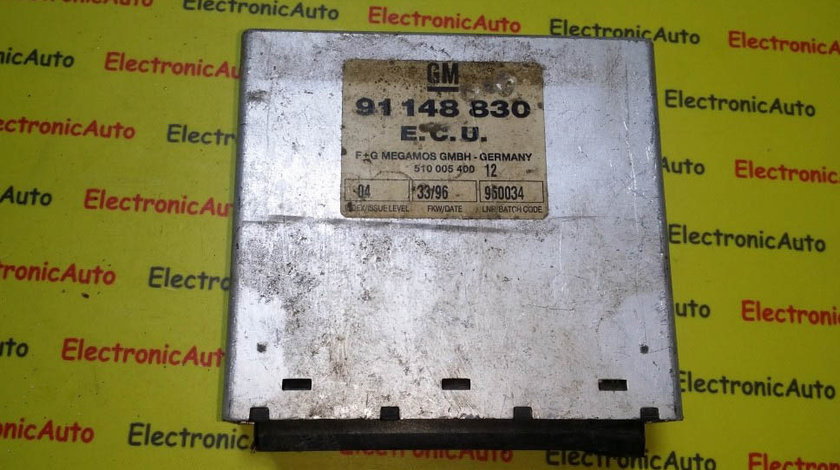 Calculator Opel Frontera 91148830
