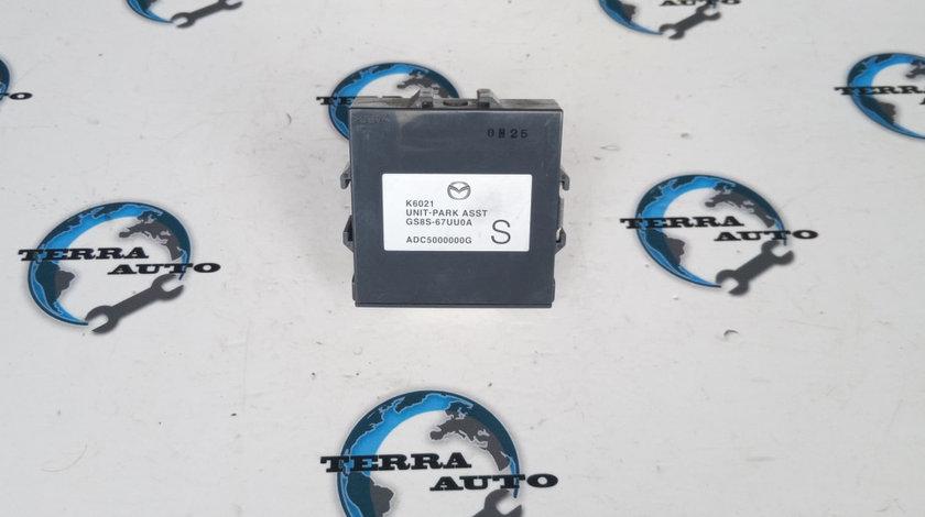 Calculator parcare Mazda 6 2.2 MZR-CD