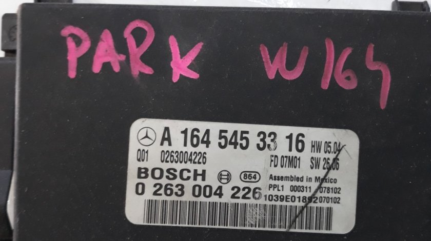 Calculator parcare parktronic PDC Mercedes ML320 CDI W164 A1645453316