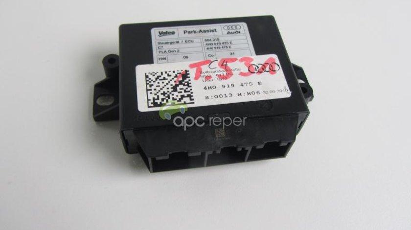 Calculator Parctronic Audi A6 4G, A7 4G, A8 4H 4H0 919 475 E Original