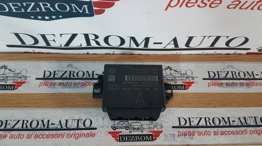 Calculator parktronic cu parcare laterala 1t0919475c vw passat cc