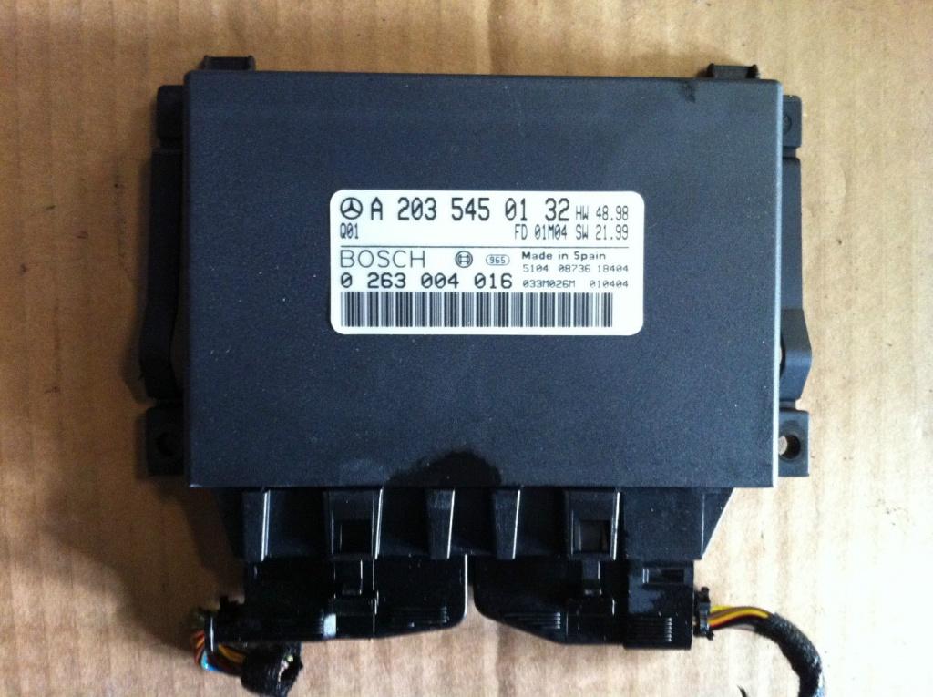 Calculator parktronic Mercedes A2035450132
