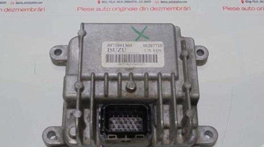 Calculator pompa injectie 8971891360, Opel Corsa C, 1.7di