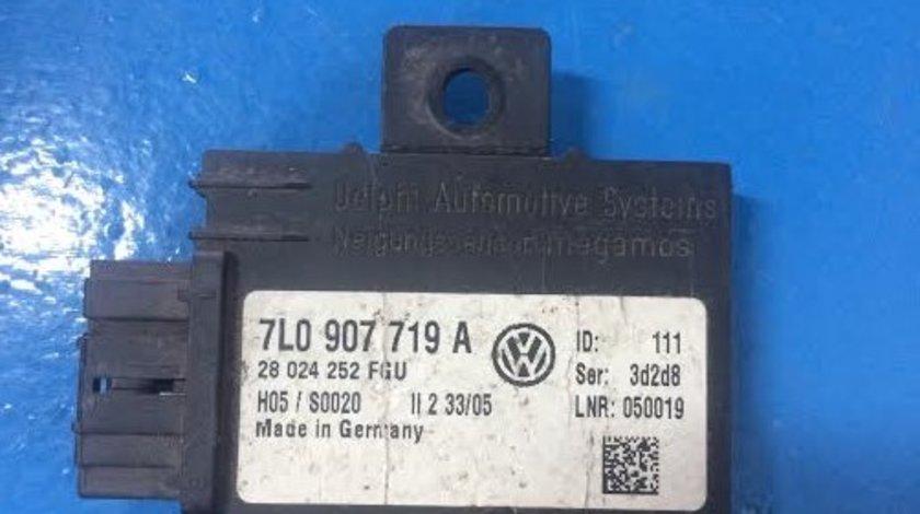 Calculator senzor alarma VW Volkswagen Touareg 7L 2002 - 2010 cod 7L0907719A