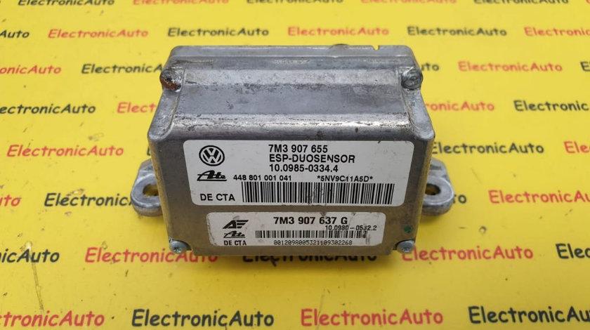 Calculator Senzor ESP Seat Alhambra, VW Sharan, Ford Galaxy, 7M3907655, 7M3907637G