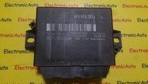 Calculator senzor parcare Audi A6 4F 3.0tdi 4F0919...