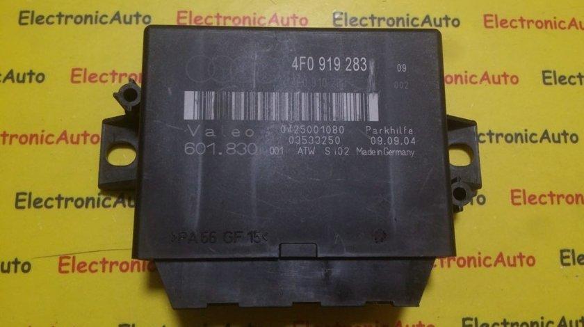 Calculator senzor parcare Audi A6 4F 3.0tdi 4F0919283, 601830