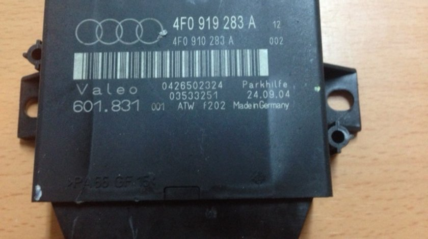 Calculator senzori Audi A6 4F C6 - 2005 2006 2007 2008 2009