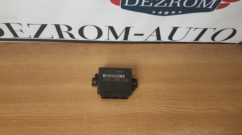 Calculator senzori parcare 4f0919283 audi a6 4f 2004-2008