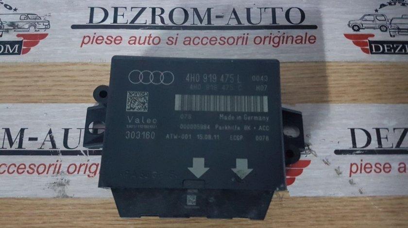 Calculator senzori parcare 4h0919475l audi a6 4g