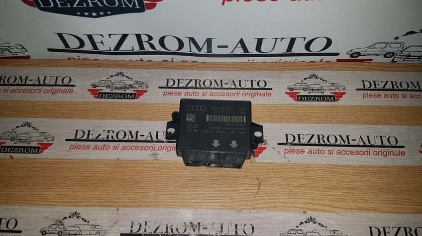 Calculator senzori parcare 4h0919475l audi a7 4g