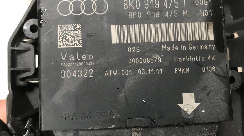 Calculator senzori parcare AUDI A4 B8 A5 8T 2009 2010 2011 2012