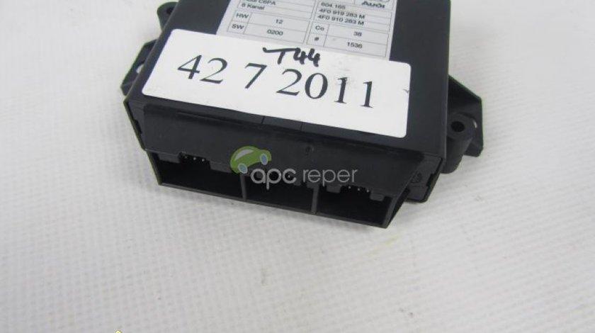 Calculator Senzori Parcare Audi A6 4F 2010 facelift cod 4F0919283M