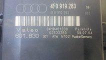 Calculator Senzori Parcare Audi A6 4f Cod 4f091928...