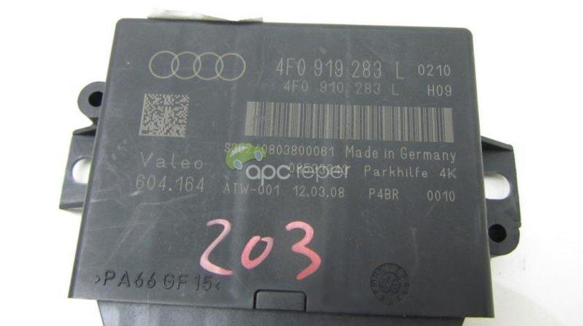 Calculator senzori parcare Audi A6 4F / Q7 4L cod 4F0919283L