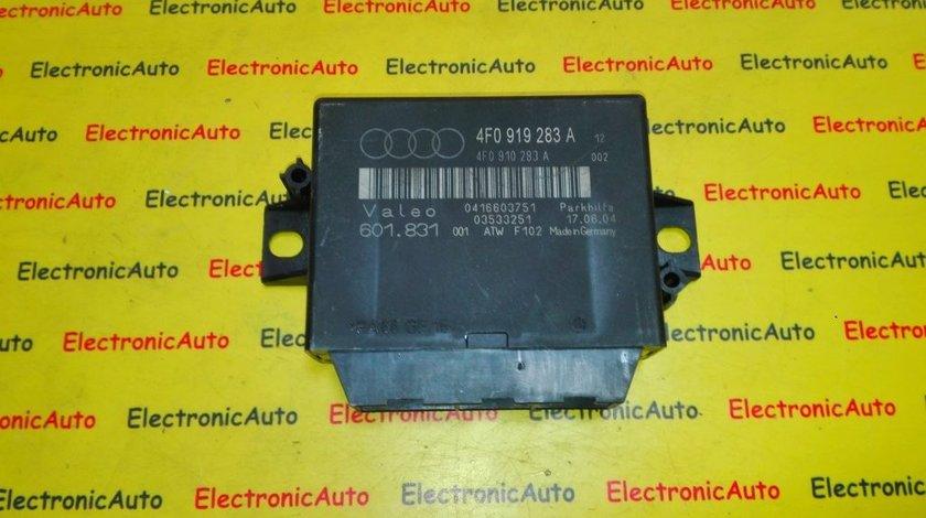 Calculator senzori parcare Audi A6 4F0919283A