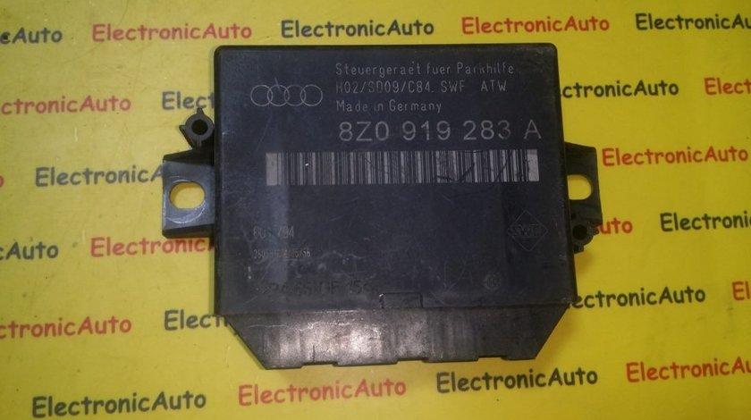 Calculator senzori parcare Audi, VW 8z0919283a