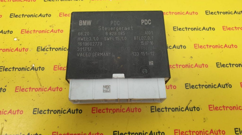 Calculator Senzori Parcare BMW serie i3 i8 X3 X4 X5 X6, 6620 6828085, AI01,