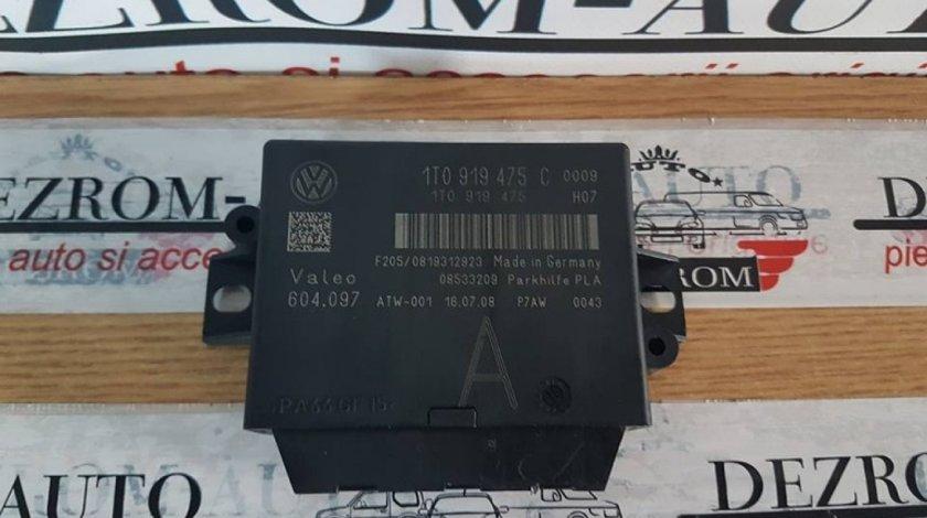 Calculator senzori parcare fata spate 3c8919475a vw passat b6