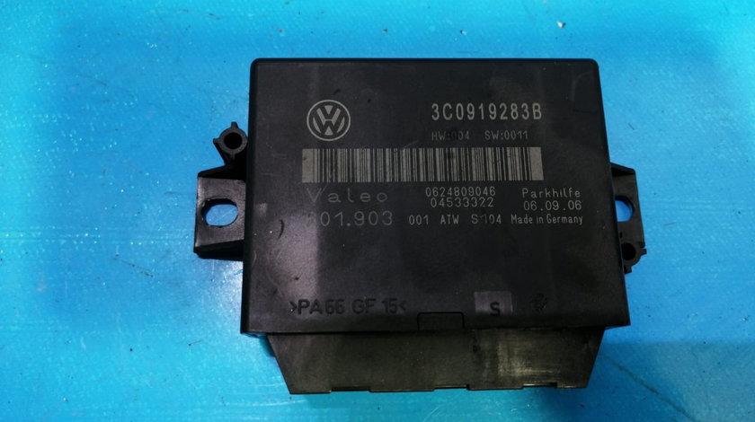Calculator senzori parcare Volkswagen Passat B6 3c0919283b