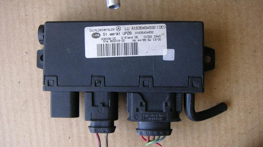 Calculator sistem franare ESP ABS pentru Mercedes ML W163 (1998-2005) cod A1635454932
