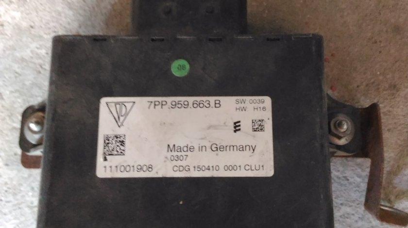 Calculator stabilizare tensiune VW touareg 7P , Porsche Cayenne