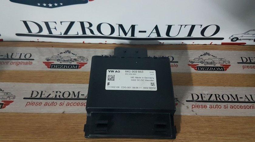 Calculator stabilizator tensiune 8k0959663 audi q5