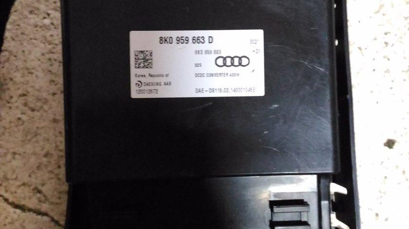 Calculator stabilizator tensiune Cod 8K0959663D