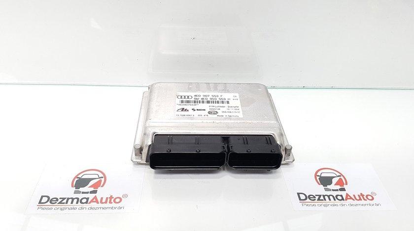 Calculator suspensii, Audi A8 (4E) 3.0 tdi, cod 4E0907553F (id:364957)