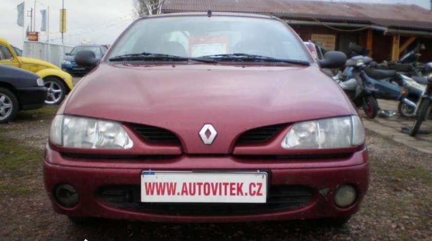 Calculator unitate abs renault megane 1 an 1998