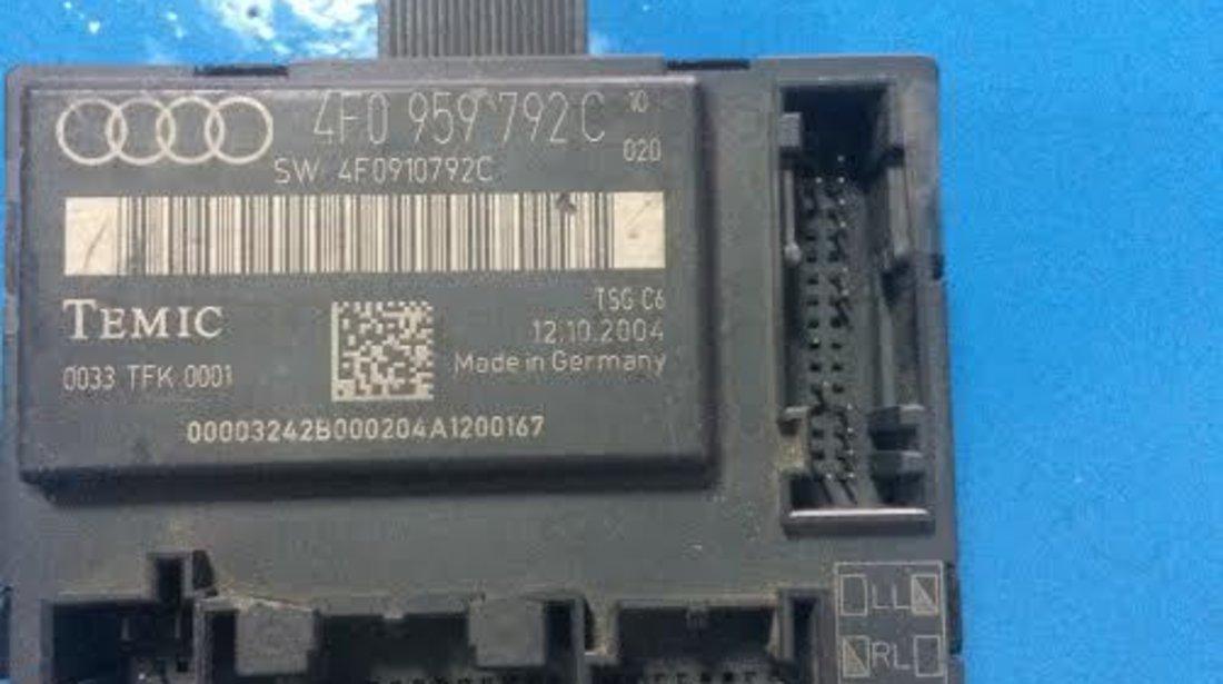 Calculator usa Audi Q7 4L an 2006 - 2015 cod 4L0959792C