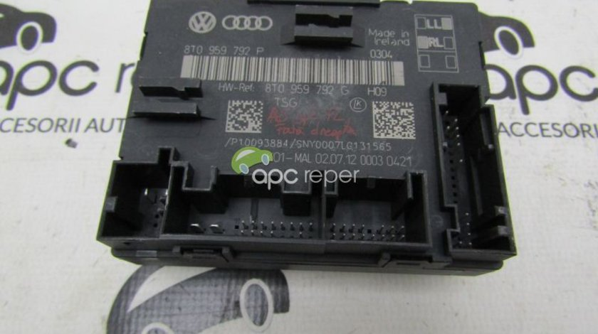 CALCULATOR USA DR FATA Audi A5 8T - 2014 cod 8T0959792G